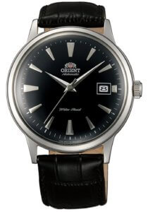 オリエント時計のバンビーノの標準ベルト